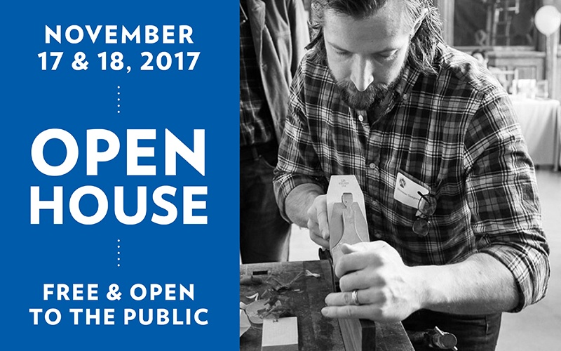 Join us for Open House!